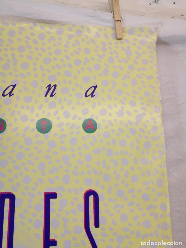 Carteles Espectáculos: Cartel teatro espectaculo cubanades a la carta--compañia la cubana sitges-barcelona 1989--- - Foto 6 - 139459778