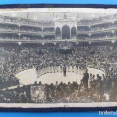 Carteles Espectáculos: COLISEU DOS RECREIOS, JORGE GARCIA, LISBOA - ANTIGUA FOTOGRAFIA CIRCO - AÑOS 1950-60. Lote 141192886
