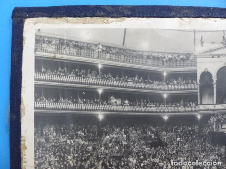 Carteles Espectáculos: COLISEU DOS RECREIOS, JORGE GARCIA, LISBOA - ANTIGUA FOTOGRAFIA CIRCO - AÑOS 1950-60 - Foto 2 - 141192886