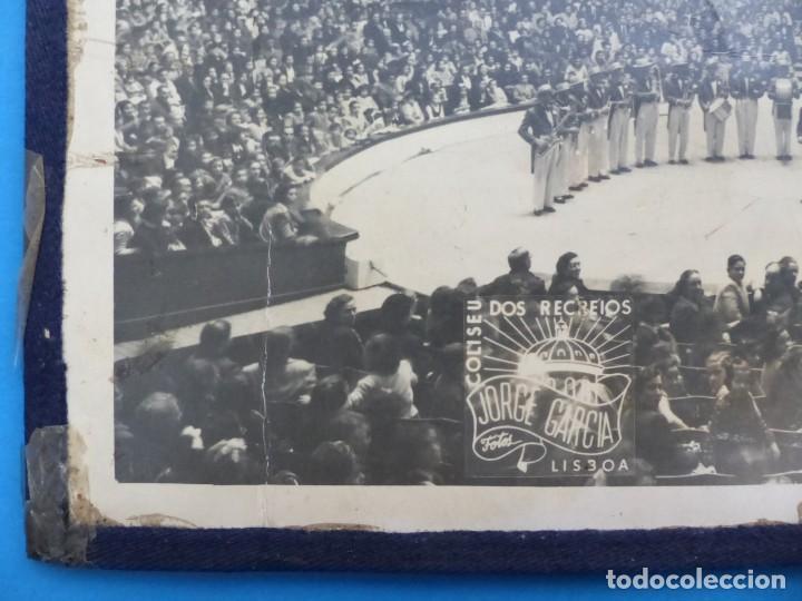 Carteles Espectáculos: COLISEU DOS RECREIOS, JORGE GARCIA, LISBOA - ANTIGUA FOTOGRAFIA CIRCO - AÑOS 1950-60 - Foto 3 - 141192886