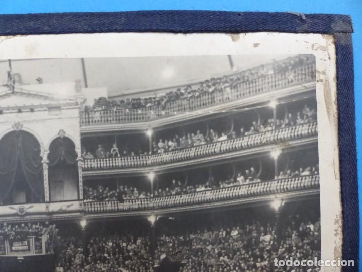 Carteles Espectáculos: COLISEU DOS RECREIOS, JORGE GARCIA, LISBOA - ANTIGUA FOTOGRAFIA CIRCO - AÑOS 1950-60 - Foto 5 - 141192886