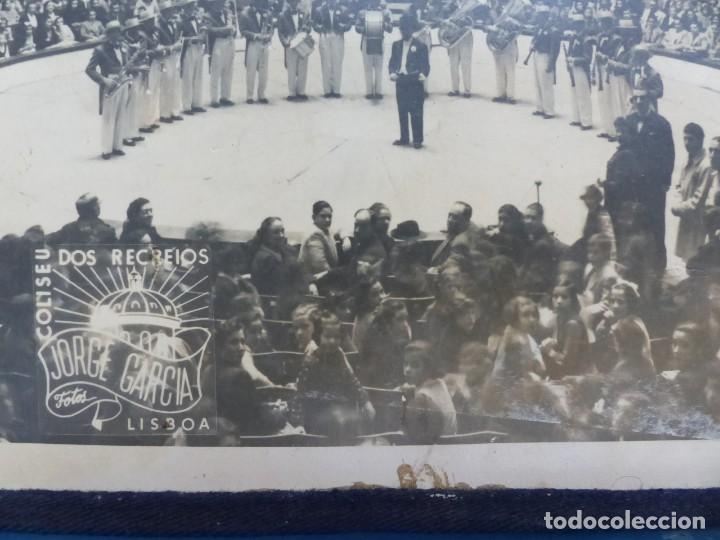 Carteles Espectáculos: COLISEU DOS RECREIOS, JORGE GARCIA, LISBOA - ANTIGUA FOTOGRAFIA CIRCO - AÑOS 1950-60 - Foto 7 - 141192886