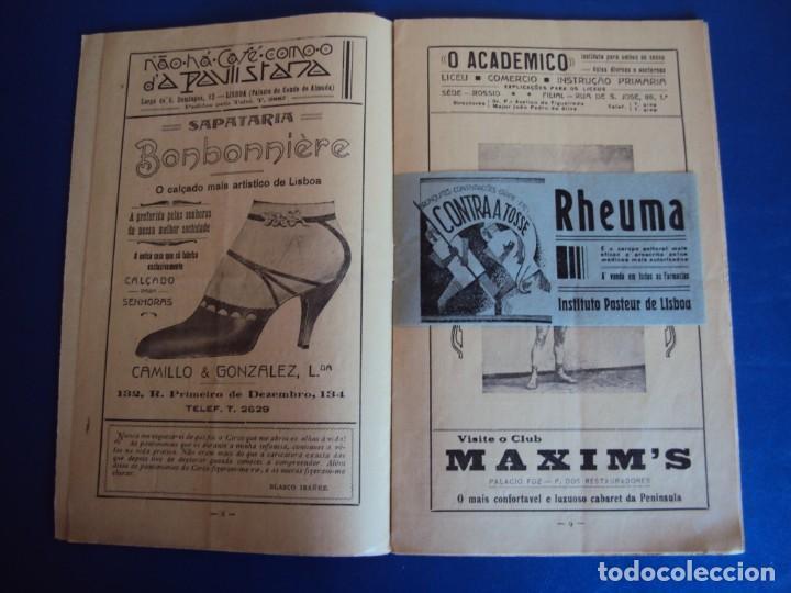Carteles Espectáculos: (RE-190303)PROGRAMA CIRCO COLYSEU DOS RECREIROS TEMPORADA 1929-1930 - Foto 6 - 154265178