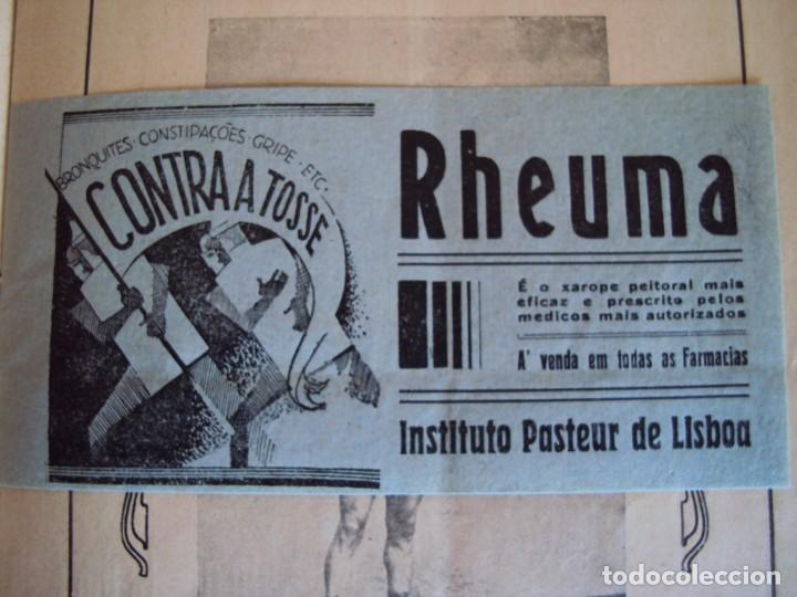 Carteles Espectáculos: (RE-190303)PROGRAMA CIRCO COLYSEU DOS RECREIROS TEMPORADA 1929-1930 - Foto 7 - 154265178