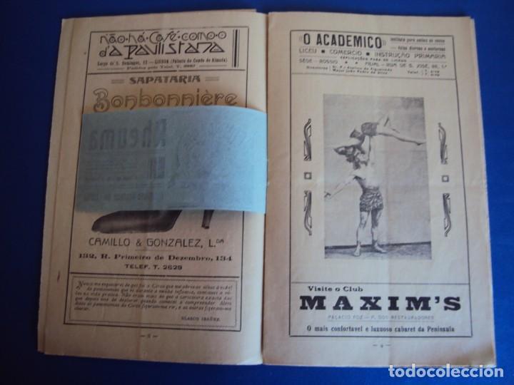 Carteles Espectáculos: (RE-190303)PROGRAMA CIRCO COLYSEU DOS RECREIROS TEMPORADA 1929-1930 - Foto 8 - 154265178
