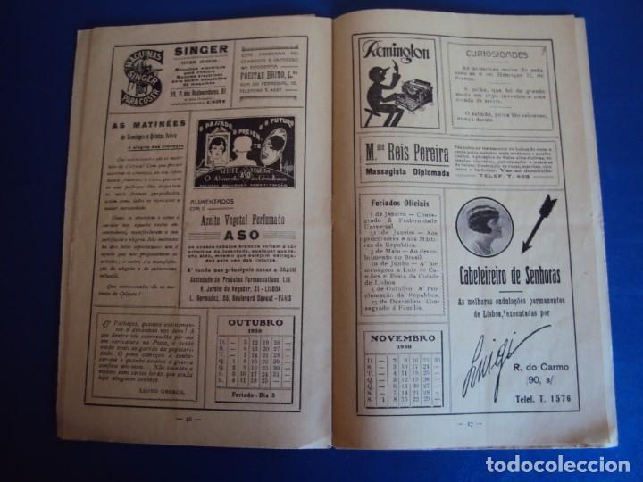 Carteles Espectáculos: (RE-190303)PROGRAMA CIRCO COLYSEU DOS RECREIROS TEMPORADA 1929-1930 - Foto 12 - 154265178