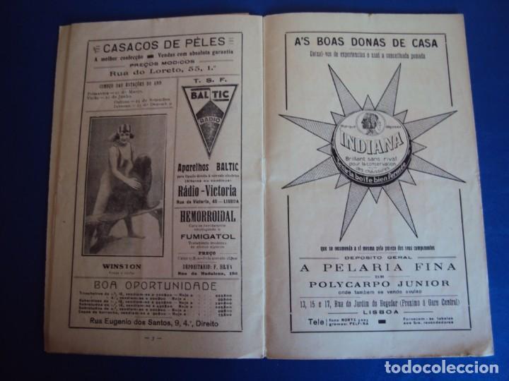 Carteles Espectáculos: (RE-190303)PROGRAMA CIRCO COLYSEU DOS RECREIROS TEMPORADA 1929-1930 - Foto 13 - 154265178