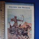 Carteles Espectáculos: (RE-190303)PROGRAMA CIRCO COLYSEU DOS RECREIROS TEMPORADA 1929-1930. Lote 154265178