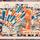 Carteles Espectáculos: DAVID BOWIE POSTER- ZIGGY STARDUST- BOWIE CONCERT POSTER- CONCERT POSTER- DAVID BOWIE CONCERT 84X59C. Lote 160402394