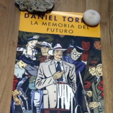 Affiches Spectacles: DANIEL TORRES. 36 X 64 CM.. Lote 162325038