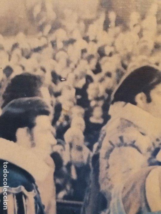 Carteles Espectáculos: UNiCO GRAN CARTEL OBRA CREO LOS TRES MOSQUETEROS PAPEL SOBRE TABLA GRAN LICEO BARCELONA ESPAÑA 97X65 - Foto 4 - 177497918