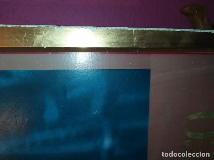 Carteles Espectáculos: UNiCO GRAN CARTEL OBRA CREO LOS TRES MOSQUETEROS PAPEL SOBRE TABLA GRAN LICEO BARCELONA ESPAÑA 97X65 - Foto 6 - 177497918