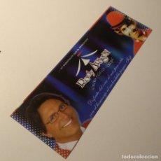Carteles Espectáculos: ENTRADA TICKET RODY ARAGON HOMENAJE A FOFO BADAJOZ INVITACION CIRCO. Lote 180035680