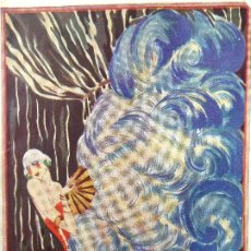 Carteles Espectáculos: PR-1316. PROGRAMA CONCERT MAYOL. MUSIC HALL DIRECTION: OSCAR DUFRENNE. PARÍS. AÑOS 20. EN FRANCÉS.. Lote 187448011