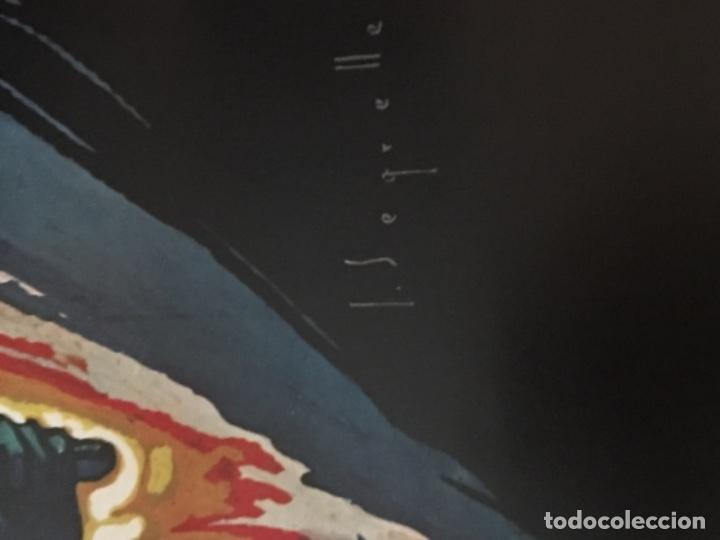 Carteles Espectáculos: CARTEL CARRERA EN CUESTA MONTSENY 1973 SEGRELLES - Foto 2 - 191102183