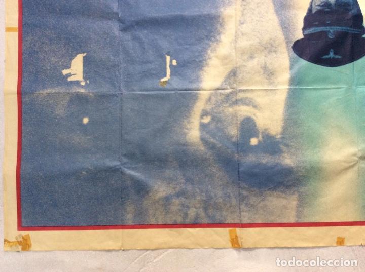 Carteles Espectáculos: Cartel original de 1974. Tamaño 160x120Cm de la película PORTERO DE NOCHE versión francesa - Foto 7 - 193386323