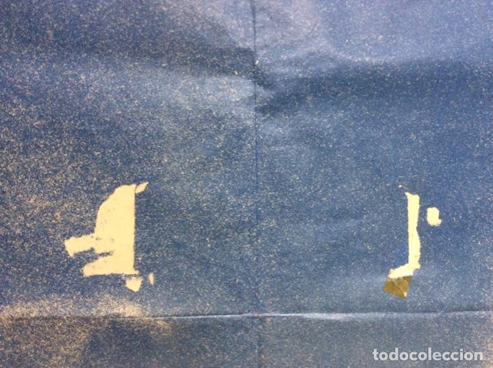 Carteles Espectáculos: Cartel original de 1974. Tamaño 160x120Cm de la película PORTERO DE NOCHE versión francesa - Foto 8 - 193386323