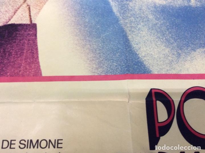 Carteles Espectáculos: Cartel original de 1974. Tamaño 160x120Cm de la película PORTERO DE NOCHE versión francesa - Foto 9 - 193386323
