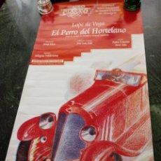 Carteles Espectáculos: CARTEL FESTIVAL TEATRO ALMAGRO 1989. DISEÑO ALBERTO CORAZÓN. Lote 194680890