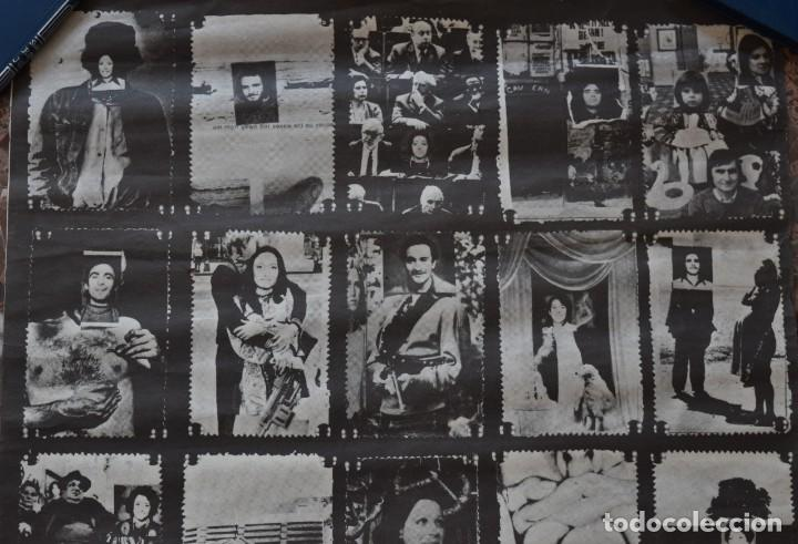 Carteles Espectáculos: CARTEL ORIGINAL TEATRE GRUP49 DE VALENCIA AÑO 1975 - TAMAÑO 42,5 X 81,5 CM - Foto 4 - 197046955