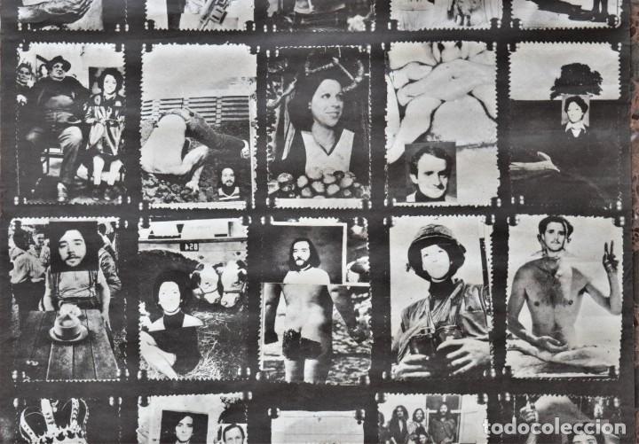 Carteles Espectáculos: CARTEL ORIGINAL TEATRE GRUP49 DE VALENCIA AÑO 1975 - TAMAÑO 42,5 X 81,5 CM - Foto 5 - 197046955