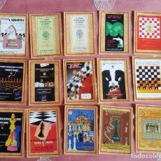 Carteles Espectáculos: LIQUIDACIÓN. 26 CALENDARIOS DE AJEDREZ. 2009.. Lote 199508197