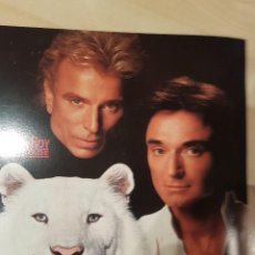 Carteles Espectáculos: CATÁLOGO ESPECTÁCULO SIEGFRIED & ROY AT THE MIRAGE. Lote 207441211