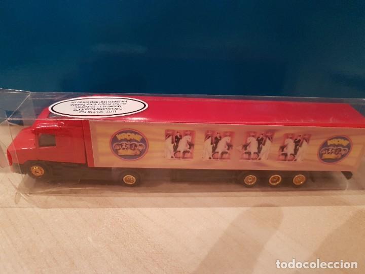 Carteles Espectáculos: Miniatura 3 Trailers CIrcus Kroner . muy dificiles de encontrar - Foto 3 - 207442128