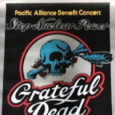 Carteles Espectáculos: GRATEFUL DEAD, 1978. RICK GRIFFIN. UNDERGROUND.. Lote 222335273