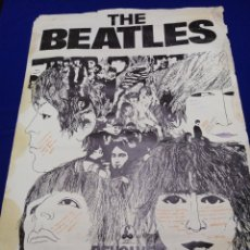 Affissi Spettacoli: CARTEL THE BEATLES - REVOLVER OUT NOW. Lote 230227545