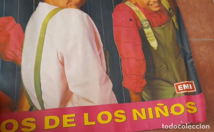 Carteles Espectáculos: CARTEL DE MONANO Y SU BANDA, LOS NUEVOS ÍDOLOS DE LOS NIÑOS, AÑOS 80 - Foto 4 - 289691663