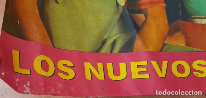 Carteles Espectáculos: CARTEL DE MONANO Y SU BANDA, LOS NUEVOS ÍDOLOS DE LOS NIÑOS, AÑOS 80 - Foto 5 - 289691663