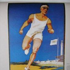 Coleccionismo deportivo: JUEGOS OLÍMPICOS 1924 -1932 ( COLECCIÓN 6 CARTELES). Lote 27254129