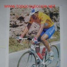 Coleccionismo deportivo: MIGUEL INDURAIN. Lote 2471134
