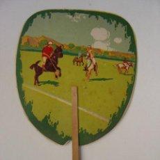 Coleccionismo deportivo: PAI PAI CABALLOS DE POLO-CHOCOLATES JOSE GIMENO DE ALBORAYA,VALENCIA. JOSE ESCRIG, NAVAJAS,CASTELLON. Lote 21488158