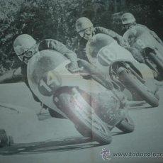 Coleccionismo deportivo: CARTEL DE MOTOCICLISMO DEPORTIVO. Lote 10830734