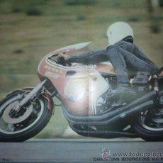 Coleccionismo deportivo: CARTEL DE MOTOCICLISMO DEPORTIVO. Lote 10830781