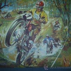 Coleccionismo deportivo: CARTEL DEPORTIVO TAMAÑO 320X480. Lote 10859417