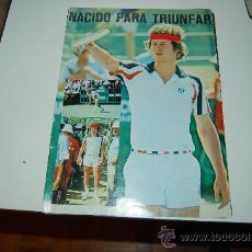 Coleccionismo deportivo: TENIS: PÓSTER DE JOHN MCENROE. HACIA 1980. Lote 25824197