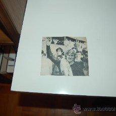 Coleccionismo deportivo: MOTOCICLISMO: RECORTE DEL PILOTO SANTIAGO HERRERO. 1970. Lote 22327289