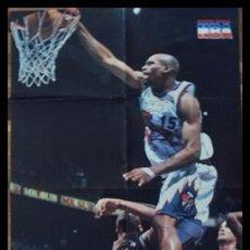 Coleccionismo deportivo: VINCE CARTER. NBA. MATE. PÓSTER. Lote 22614322