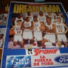 Coleccionismo deportivo: DREAM TEAM -SPORT- BALONCESTO -. Lote 26993812