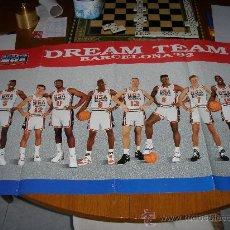 Coleccionismo deportivo: DREAM TEAM -BARCELONA 92- BALONCESTO-. Lote 26993803