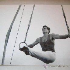 Colecionismo desportivo: LAMINA AGENCIA EFE. GIMNASIA. JOAQUIN BLUME 1959. . ENVIO GRATIS¡¡¡. Lote 24170872
