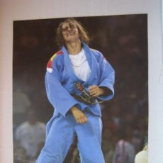 Colecionismo desportivo: LAMINA AGENCIA EFE. SYDNEY 2000. JUDO. ISABEL FERNANDEZ . ENVIO GRATIS¡¡¡. Lote 24201844