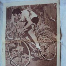 Coleccionismo deportivo: EDDY MERCKX -1975-. Lote 30739380