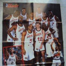 Coleccionismo deportivo: DREAM TEAM -FIBA BASKET-. Lote 32305202