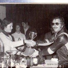 Coleccionismo deportivo: FOTOGRAFÍA A.MARTOS, III SUBIDA CAÑIZAR-TROFEO BRESSEL, 24X18CM, IBAÑEZ, 1975. Lote 33088301