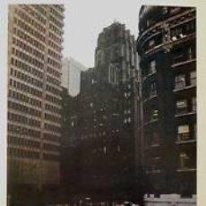 Coleccionismo deportivo: CARTEL NIKE MARATON NEW YORK LL. C. 1985. 92X57 CM. . Lote 75754085
