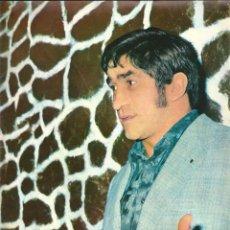 Coleccionismo deportivo: BOXEO: JOSÉ MANUEL IBAR, URTÁIN. MINIPÓSTER DE 1972. Lote 40782619